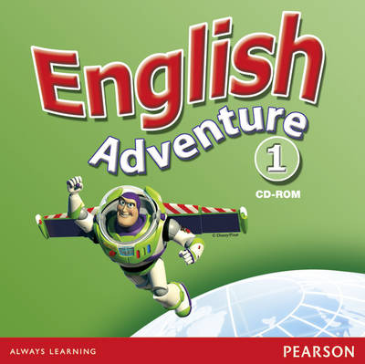 English Adventure Level 1 Video - English Adventure (CD-ROM)