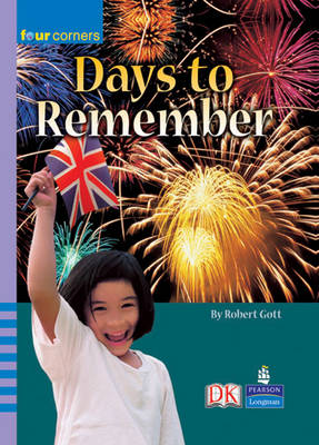 Four Corners: Days to Remember - FOUR CORNERS (Paperback)
