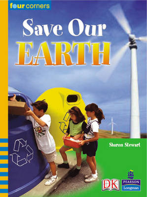 Four Corners: Save Our Earth - Four Corners (Paperback)