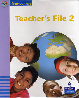 Four Corners Teacher's File and CD-ROM Years 3-4/P4-5: Years 3-4 - Four Corners