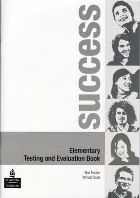Success Elementary Test Book - Success (Paperback)