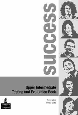 Success Upper Intermediate Test Book - Success (Paperback)