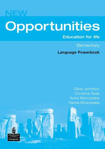 Opportunities Global Elementary Language Powerbook NE - Opportunities (Paperback)