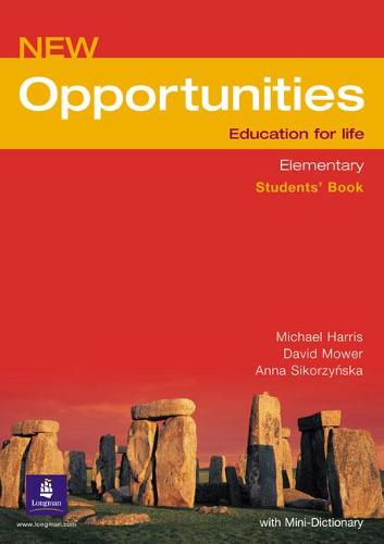 Opportunities Global Elementary Students' Book NE - Opportunities (Paperback)
