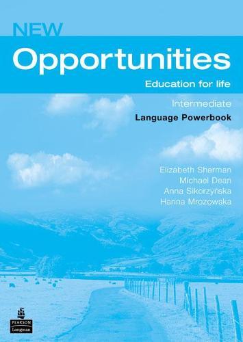 Opportunities Global Intermediate Language Powerbook NE - Opportunities (Paperback)