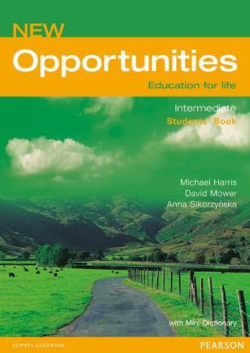 Opportunities Global Intermediate Students' Book NE - Opportunities (Paperback)