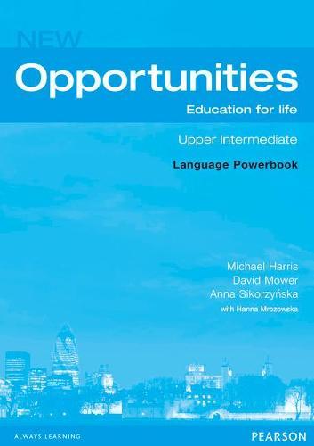 Opportunities Global Upper-Intermediate Language Powerbook NE - Opportunities (Paperback)