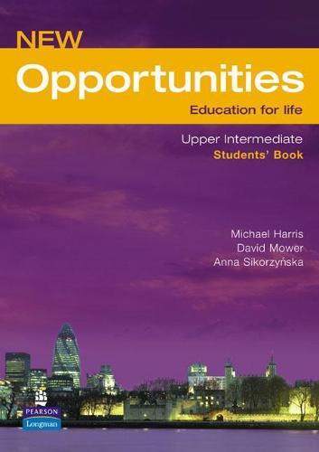 Opportunities: Opportunities Global Upper-Intermediate Students' Book NE Global Upper-intermediate Student's Book - Opportunities (Paperback)