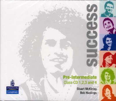 Success Pre-Intermediate Class CD - Success (CD-Audio)