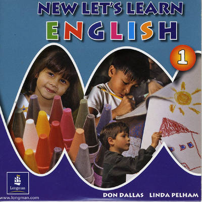 New Let's Learn English 1 CD-ROM - Lets Learn English (CD-ROM)