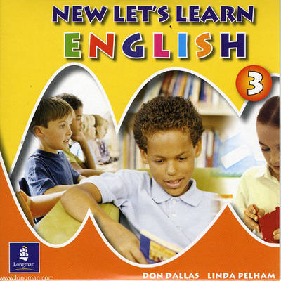 New Let's Learn English - Lets Learn English (CD-ROM)