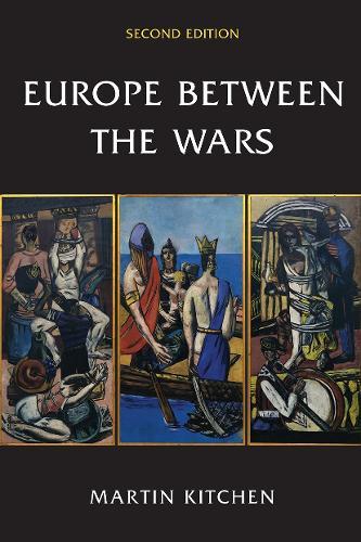 Europe Between the Wars (Paperback)
