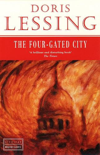The Four-Gated City (Paperback)
