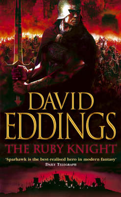 The Ruby Knight - The Elenium Book 2 (Paperback)