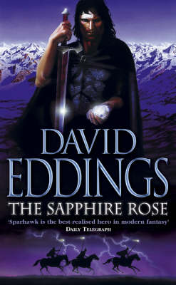 The Sapphire Rose: Elenium Bk. 3: Book Three of the Elenium (Paperback)