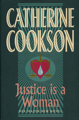 Justice is a Woman (Hardback)