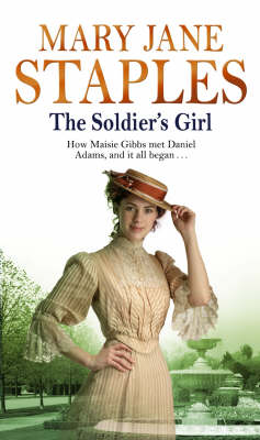 The Soldier's Girl - The Adams Family 29 (Hardback)