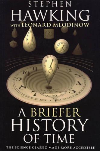 A Briefer History of Time (Paperback)