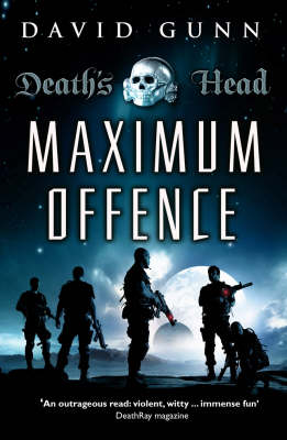 Death's Head: Maximum Offence (Paperback)