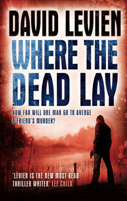 Where the Dead Lay: Frank Behr Series 2 - Frank Behr 2 (Hardback)