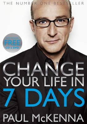 Change your life in seven days by paul mckenna waterstones change your life in seven days paperback fandeluxe Gallery