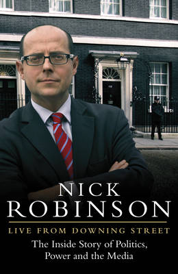 Live from Downing Street (Hardback)