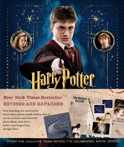 Harry Potter Film Wizardry (Revised and expanded) (Hardback)