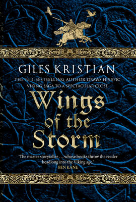 Wings of the Storm: (The Rise of Sigurd 3) - Sigurd (Hardback)