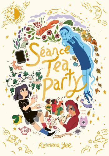 Seance Tea Party (Hardback)