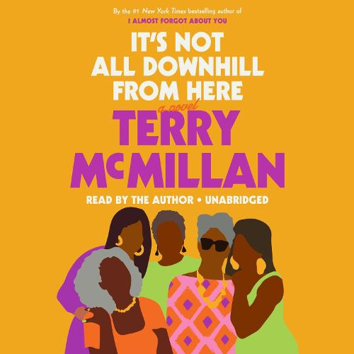It's Not All Downhill From Here: A Novel (CD-Audio)