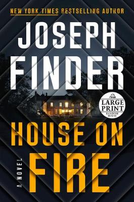 House on Fire - A Nick Heller Novel 4 (Paperback)