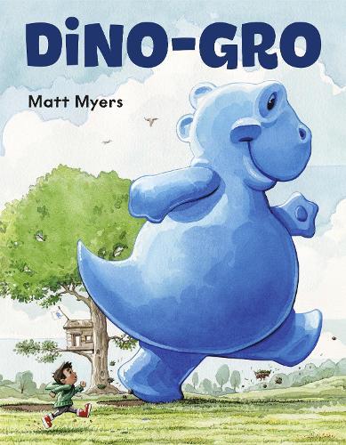 Dino-Gro (Hardback)
