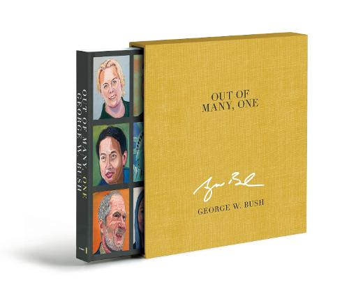Out of Many, One: Deluxe Signed Edition: Portraits of America's Immigrants (Hardback)