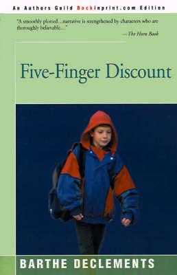 Five-Finger Discount (Paperback)