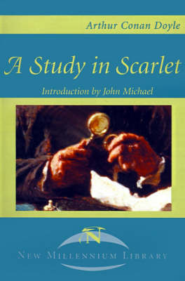 A Study in Scarlet - New Millennium Library (Paperback)