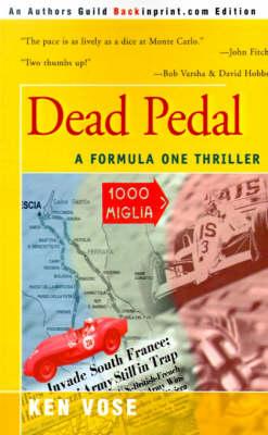 Dead Pedal - Formula One Thriller (Paperback)