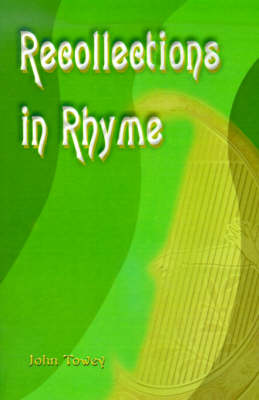 Recollections in Rhyme (Paperback)