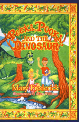 Peeka, Pooka, and the Dinosaur (Paperback)