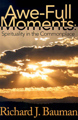 Awe-Full Moments: Spirituality in the Commonplace (Paperback)