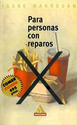 Para Personas Con Reparos (Paperback)
