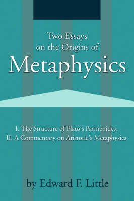 the criticism of the forms in the parmenides essay Plato never explicitly answers the challenge of the parmenides this essay will on ideas: aristotle's criticism of plato's theory of forms.