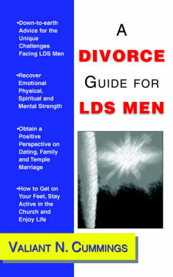 A Divorce Guide for Lds Men (Paperback)