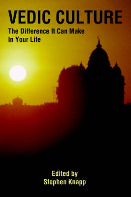 Vedic Culture: The Difference It Can Make in Your Life (Paperback)