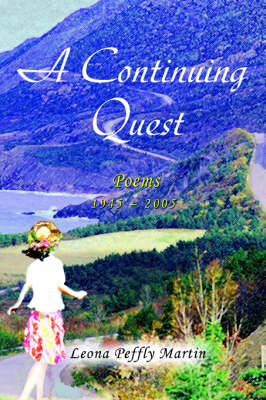 A Continuing Quest: Poems (Paperback)