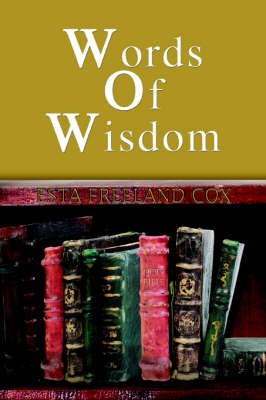 Words of Wisdom (Paperback)