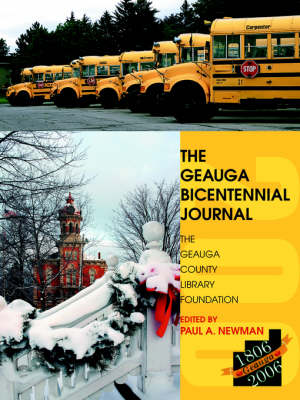 The Geauga Bicentennial Journal (Paperback)