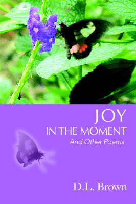 Joy in the Moment: And Other Poems (Paperback)