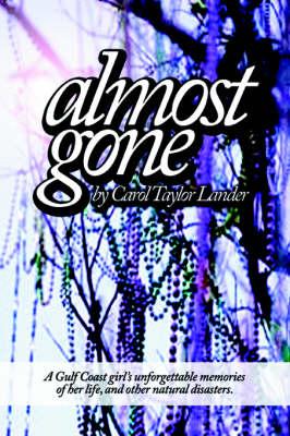 Almost Gone (Paperback)