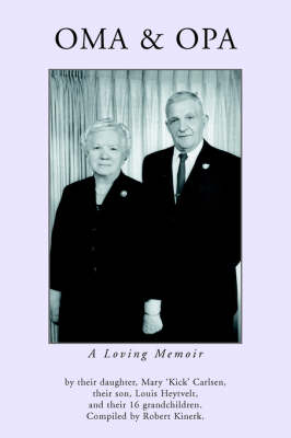 Oma & Opa: A Loving Memoir (Paperback)