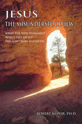 Jesus the Misunderstood Jew: What the New Testament Really Says about the Man from Nazareth (Paperback)